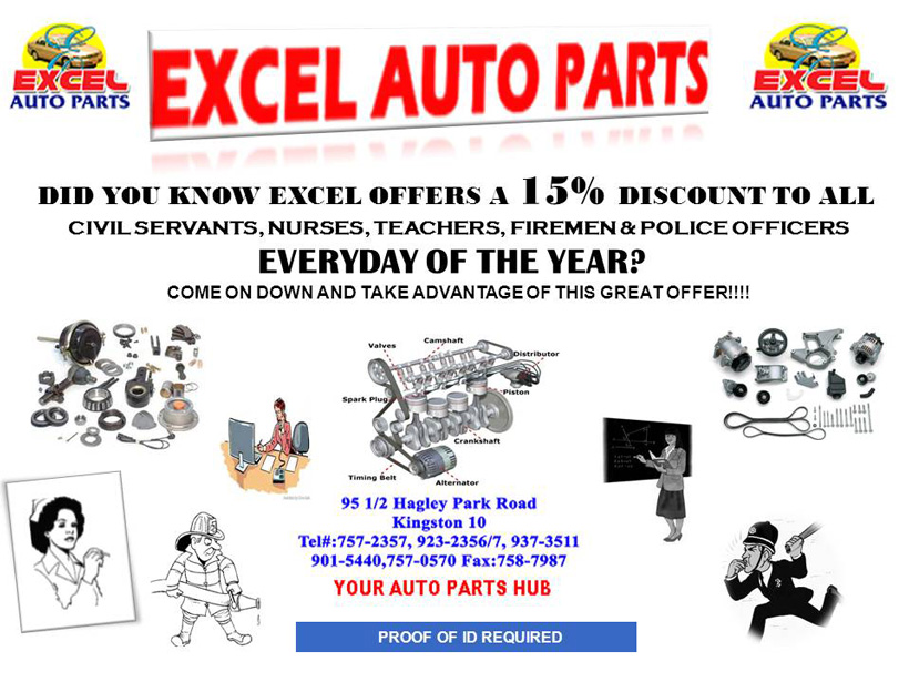 Excel Auto Parts Products Toyota Nissan Amp Honda